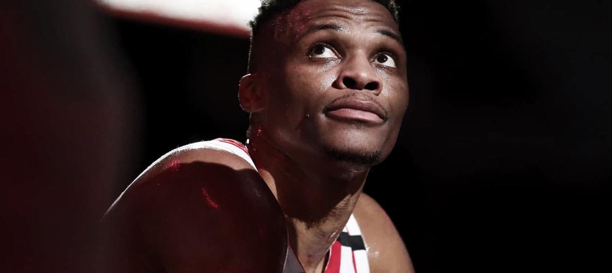 NBA: Analista sugere negociação para mandar Russell Westbrook para o Lakers