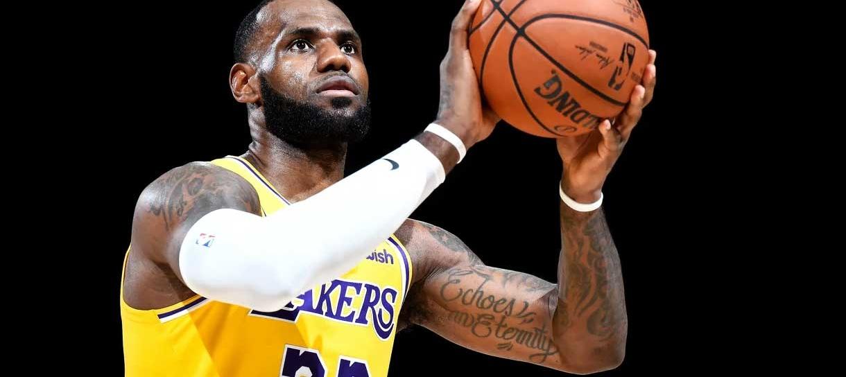 Essa é a única forma de LeBron James se aposentar no Lakers